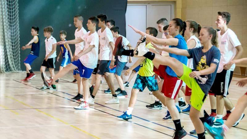 basketball camp in croatia